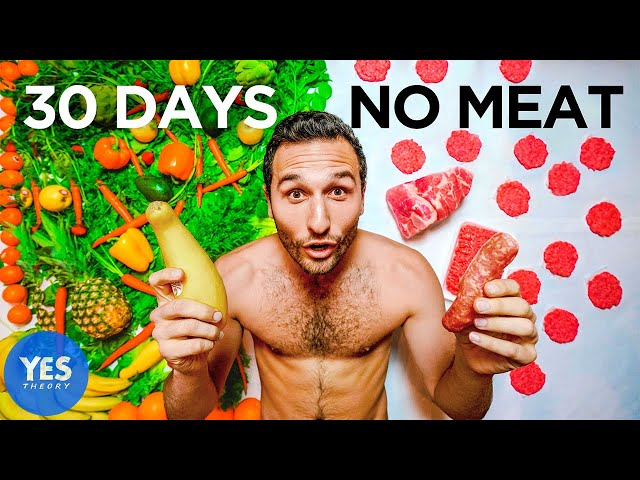 I Went Vegan for 30 Days. Health Results Shocked Me thumbnail