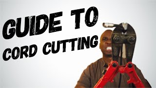 Your Beginners Guide to Cutting Cable (Cord Cutting)