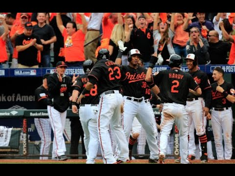 Detroit Tigers at Baltimore Orioles - ALDS Game 2 Oct 3, 2014 - Recap