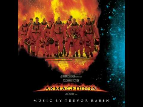 Asteroid Chase - The Shuttle Crash - Trevor Rabin&Harry Gregson-Williams [Armageddon 1998]