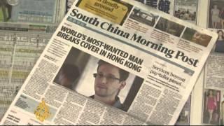 Ecuador considering Snowden asylum request