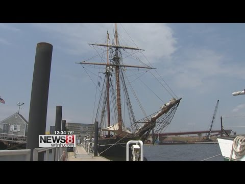 Amistad sale price won't cover ship's debt