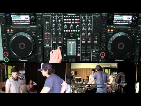 AN21 & Max Vangeli - Part 3 of 4 - DJsounds Show 2011