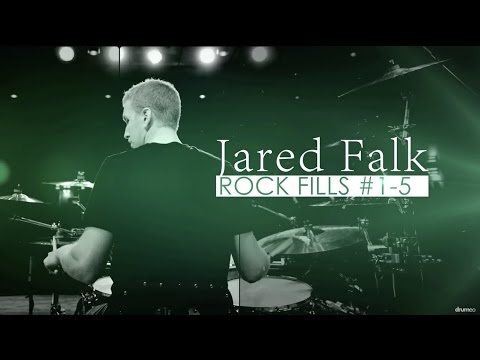 Rock Drum Fills - Free Beginner Drum Lessons (Part #1 of 5)