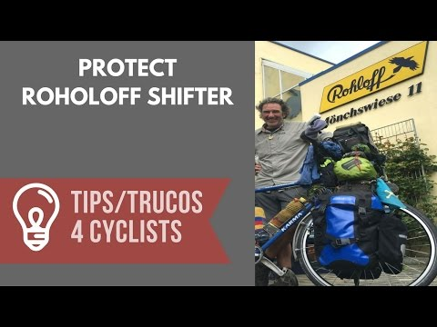 Protect your Rohloff shifter
