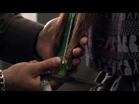 young celebrity donates hair to pantene pro v beautiful lengths