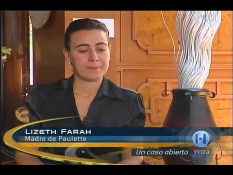 Ana Maria Lomeli entrevista a Lizeth Farah 2da parte 03 mayo 2010