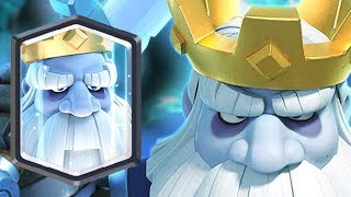 "Every time opponent plays ""Royal Ghost"" the video gets faster 