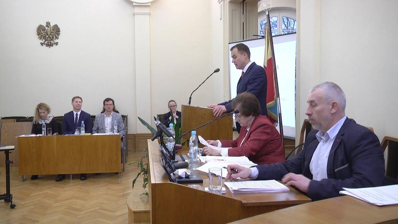 IV sesja Rady Miejskiej, część I