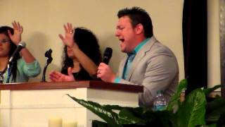 """Jeremiah Yocom """"When I Lay My Issac Down"""" at Valley Grace Freewill Baptist Church Pikeville Ky"""
