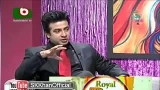 Banglar King Khan's Interview (Shakib Khan) 2016