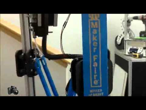 Orion Delta 3D Printer by SeeMeCNC new