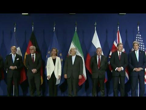 UE, Estados Unidos e Irán llegan a un pacto nuclear