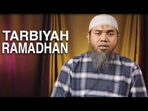 Tausiyah Ramadhan 14: Tarbiyah Ramadhan - Ustadz Afifi Abdul Wadud