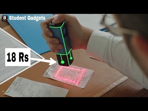 5 High Tech Student Gadgets You Can Buy On Amazon! Cheap Usefull Mobile Gadgets on amazon By Stology