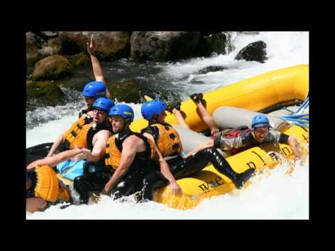 Whitewater River Rafting Wet Planet Staff Slideshow 2013