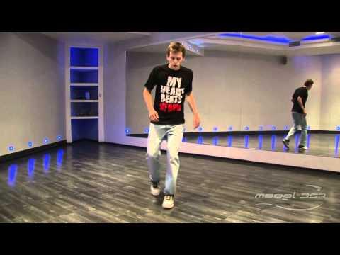 Андрей Захаров - урок 3: видео танца shuffle