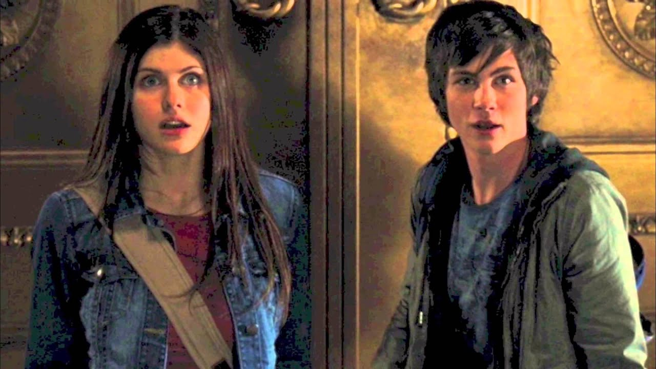 Percabeth - YouTube Percy And Annabeth Fall Into Tartarus