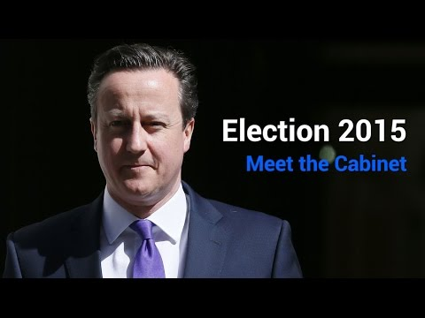 Election 2015: Meet David Cameron's first all-Tory cabinet