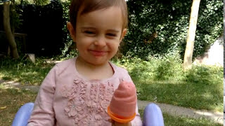 Tasting Ice Cream for the First Time / Funny Babies