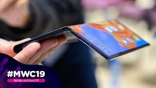 Trên tay điện thoại gập Huawei Mate X: ngon hơn Galaxy Fold 42 lần!