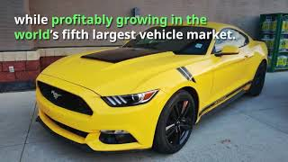 Ford & Mahindra partnership to build Electric car
