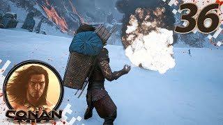 CONAN EXILES (NEW SEASON) - EP36 - Meteor Shower! (Gameplay Video)