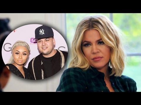 "Khloe Kardashian Says Rob Has ""No Loyalty"" To His Family - Rob Pulls a Kanye For Blac's Birthday"