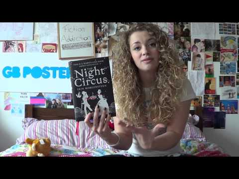Carrie Reads Night Circus