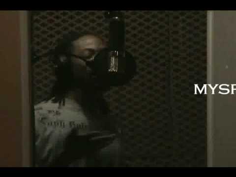 M.C Doin My Thang Studio Session