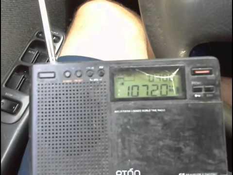 FM DX Tropo receptions radios from Libya 6/9/2015