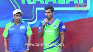 Karaikudi Team Launch