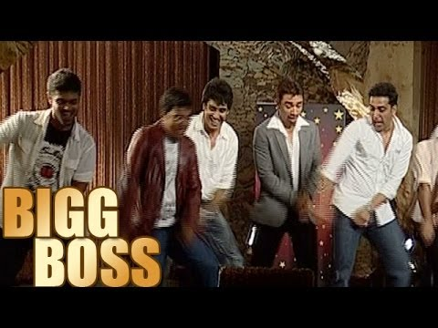 Bigg Boss - Ajaz Khan PERFORMS with the Band of Boys