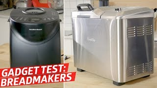 Does the $250 Breville Bread Maker Outperform the Competition — The Kitchen Gadget Test Show