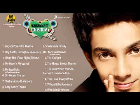 Vanakkam Chennai Music Box – Original Soundtrack & Background Music by Anirudh