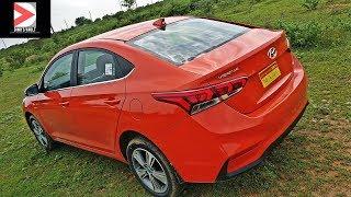 Hyundai Verna 2017 First Drive Review Walkaround #Cars@Dinos