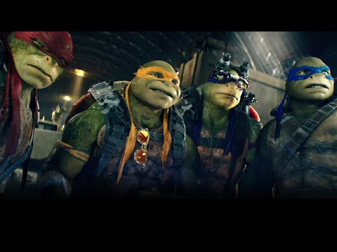 Teenage Mutant Ninja Turtles 2 (2016) - New Trailer - Paramount Pictures