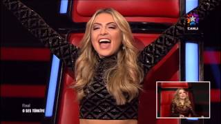 The Voice Season 3 - Hadise  moments