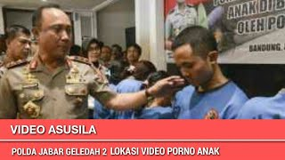 POLISI Geledah 2 Lokasi Video Porno Anak vs Dewasa