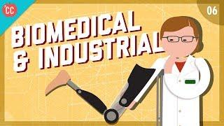 Biomedical & Industrial Engineering: Crash Course Engineering #6