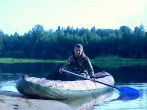 ловля сома на реке луга