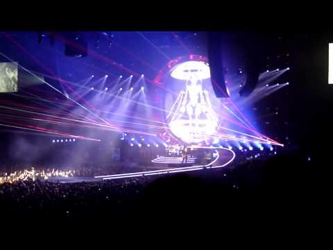 Queen + Adam Lambert, Radio Gaga, Herning, Denmark, February 15th 2015