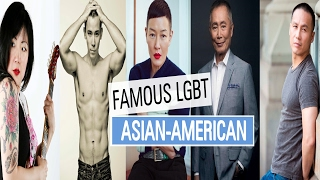 55 Famous Asian-American LGBT People