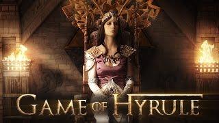 GAME OF HYRULE - Unofficial Legend of Zelda / Game of Thrones FAN-FILM