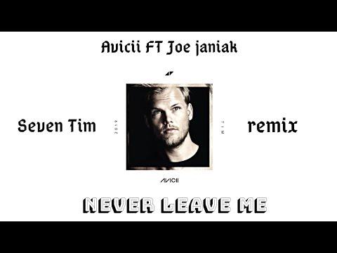 Avicii - Never Leave Me ft (Joe Janiak) Seven Tim Remix