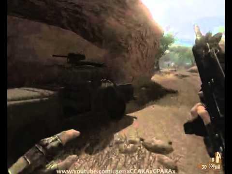 Far Cry 2 прохождение - Акт 2 - 3-я миссия ОФОТ - [1/5]