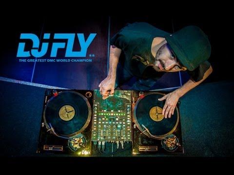 DJ FLY - DMC WORLD CHAMPION 2013