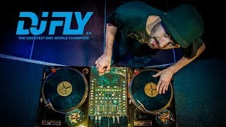 DJ FLY - DMC WORLD CHAMPION 2013