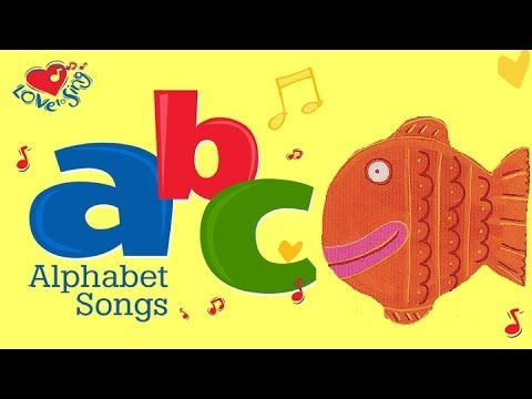 Fish song alphabet song abc song letter f children for Fish songs for preschoolers