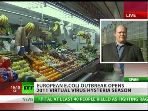 Cucumber Flu? E.coli outbreak opens 2011 virtual virus hysteria season